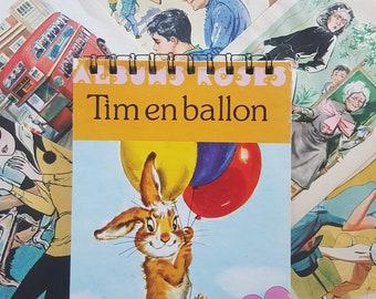 Altered book, junk journal, diary, notebook, writing journal, children book