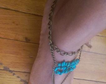 Naki - Barefoot Sandal