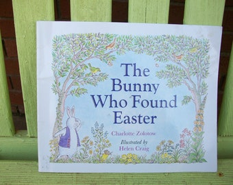 The Bunny Who Found Easter by Charlotte Zolotow illustrated by Helen Craig