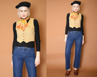 Vintage Dwellers Vest