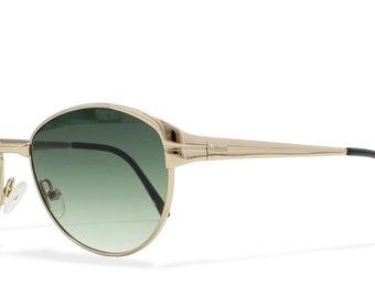 Gucci GG 2260 002 Grey Vintage Sunglasses Cateye For Men