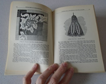 1870s Reprint Treasures in Needlework. Victorian Fancy, Ornamental Needlework, Knitting, Crochet, Tatting, Embroidery, Lace, Braiding