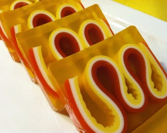 Sweet Orange & Grapefruit Bar Soap