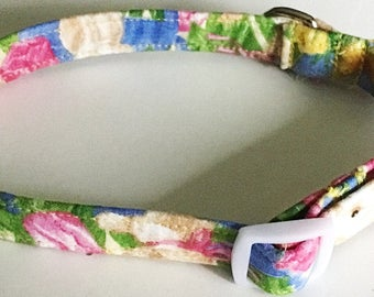 Colorful Easter Dog and Cat Collar