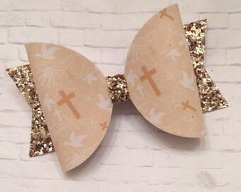Cross, Dove, Easter, Sunday