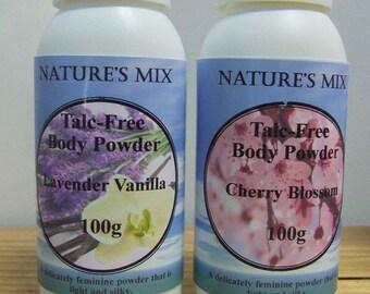 Body Powder**Fragranced**