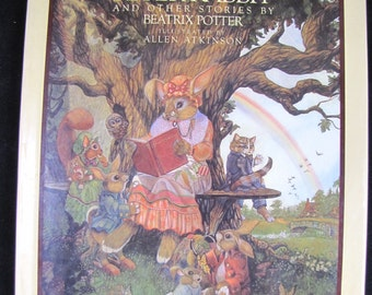 The Tale of Peter Rabbit and Other Stories // 1982 Hardback // 9 stories by  Beatrix Potter