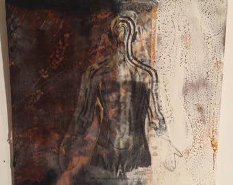 Inner Volumes Chapter 3 | original encaustic art