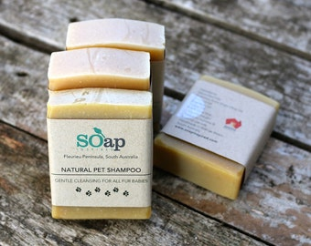 Natural Pet Shampoo - Mild - Palm Oil Free