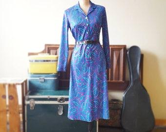Sherri Lynn Paisley Dress