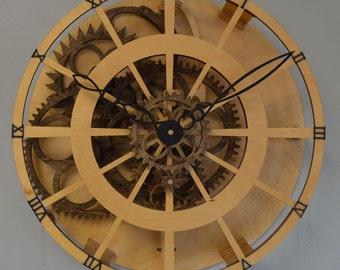 Legacy Wooden Clock Kit
