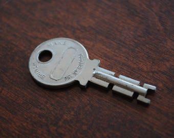 Two british make Vintage Keys.