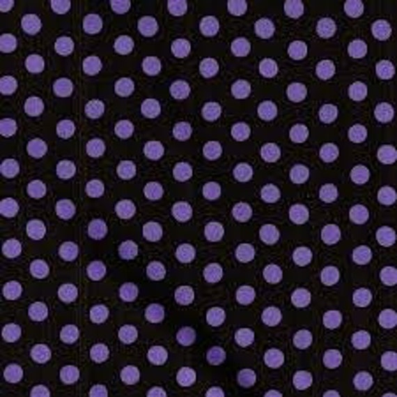 SPOT BLACK GP70 by Kaffe Fassett Collectives Sold in 1/2 yd increments