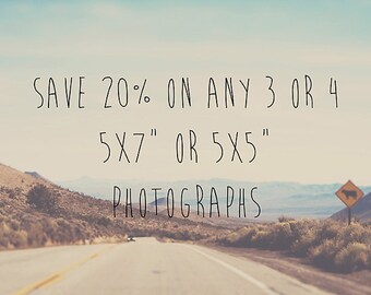 discount photograph save on any 3 or 4 5x7 photograph 5x5 photograph sale landscape photograph black and white photography
