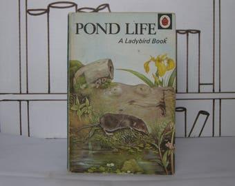 Pond Life (Vintage, Ladybird, Nature)