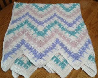 Soft & Dreamy Baby Blanket