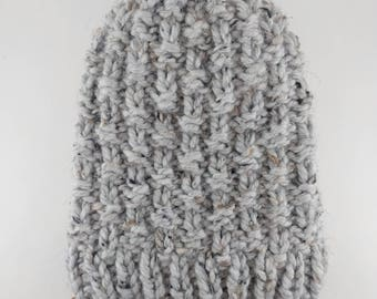 READY TO SHIP - Little Granite Slouch - Chunky Knit Slouchy Toddler Beanie