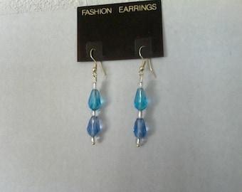 Pretty handmade earrings. Hypoallergenic