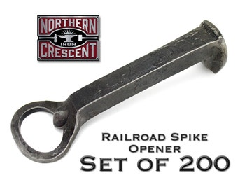 Corporate gift set of 200, hand forged beer bottle openers, corporate gifts ideas, business gifts ideas, something corporate logo, B16-S