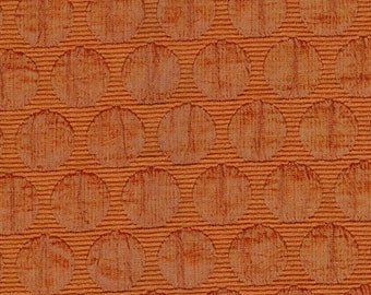 Bronze Circle Fabric - 1 Yard