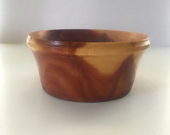 Marbled Wooden Bowl Small