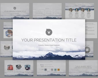 "Business PowerPoint Template | Classic 01 | PowerPoint | 13.33"" X 7.5"" 