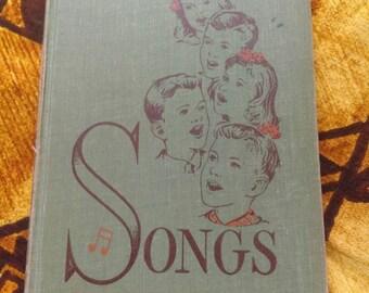 Songs for Juniors Vintage Hymn Book