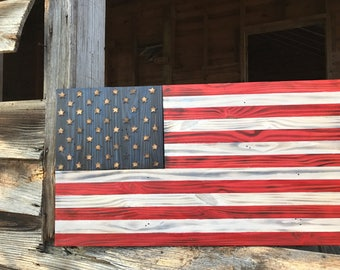 Made in American Flag