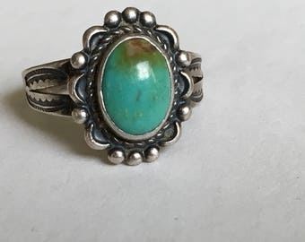 vintage Bell Trading Post ring, size 7