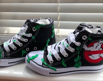 Ghostbusters themed Childrens Sneakers