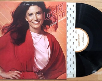 Loretta Lynn - We've Come a Long Way, Baby (1978) Vinyl LP  I Can't Feel You