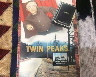 1990s OG Twin Peaks VHS Episode 002