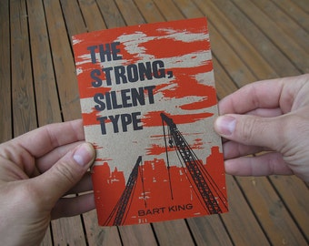 The Strong, Silent Type - Minicomic