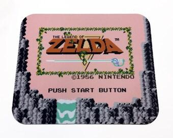 NES Mouse Pad - The Legend of Zelda
