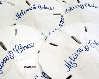 Lot of 80 - Medium Sand Dollars, Bulk Buy - Great for Wedding Crafts - Sailors - Shell Crafts Party Escort Cards