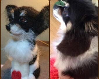Custom Fiber Sculpted Pets