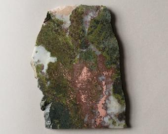 "Copper Ore Slab - Raw 5"""