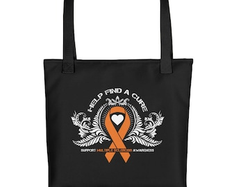 Multiple Sclerosis - Help Find a Cure - Tote bag