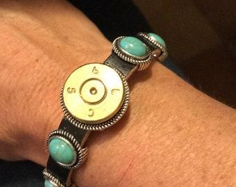 Bracelet with bullet