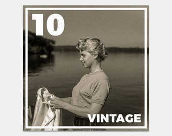 20 Vintage Lightroom Presets For Old Photo Effects