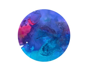 Cosmos Series No.5 - Wall Art Prints