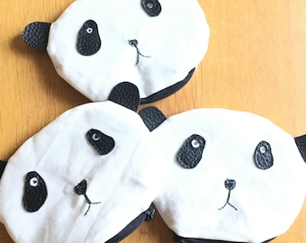 portemonnaie panda
