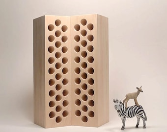 Special order for DANA - 2 wooden desk organizers