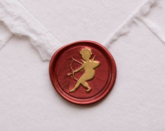Cupid Wax Seal