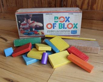 Box of Blox Sears Original Box