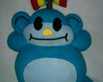 Rainbow Monkey (READY TO SHIP!)