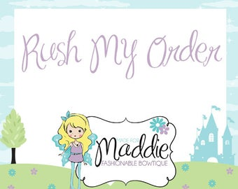 RUSH MY ORDER • Tooth Fairy Pillow