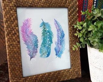 Feathery Fairies