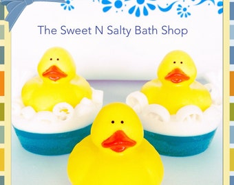 Rubber Ducky Scented Soap