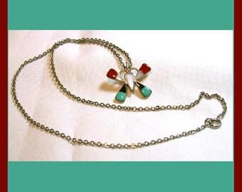 Southwestern Necklace VJB0011
